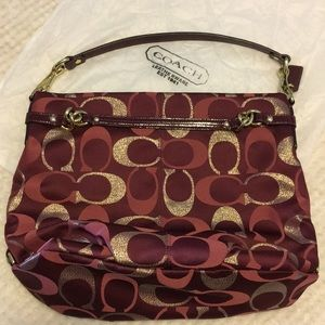 New Coach Bucket Shoulder Bag with Dust Cover